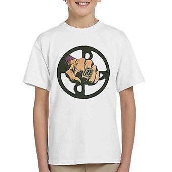 The Phantom Punch Ring Kid's T-Shirt