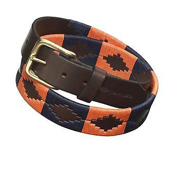 Pampeano Leather Audaz Polo Belt