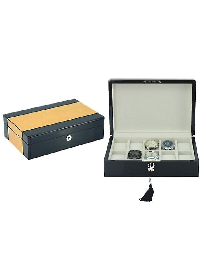 31MADISON 10 Slot Watch Box