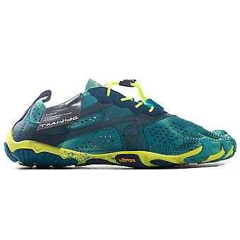 Vibram FiveFingers V-Run Mens Barefoot Running Trainer Blue/Navy