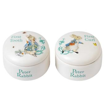 Beatrix Potter Beatrix Potter First Tooth & Curl Set