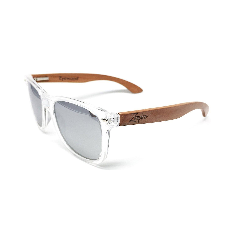 Eyewood Sunglasses Wayfarer - Crystal
