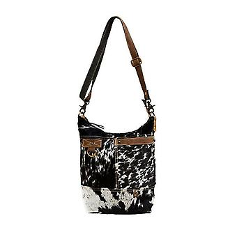 Moo Elliptical Tote Bag