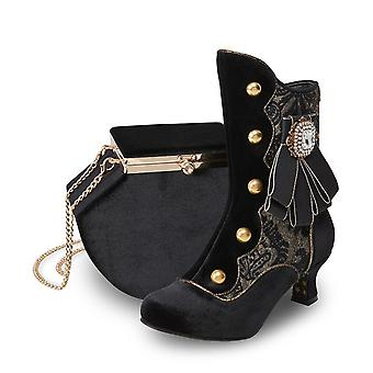 Joe Browns Couture Duke Victorian Boots & Matching Fortune Boots