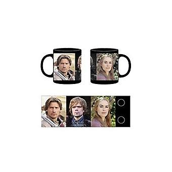 Lannister Characters Mug from Game Of Thrones