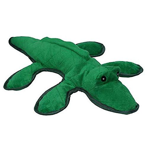 "Petlou Durable Bite Me Alligator Dog Toy, 14"""