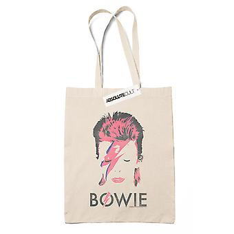 David Bowie Aladdin sane ahdistunut laukku