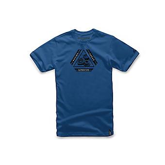 Alpinestars Transfer Short Sleeve T-Shirt in Royal Blue