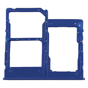 Sim Card Holder pour Samsung Galaxy A40 5.9 Pouces Blue Card Tray Spare Part