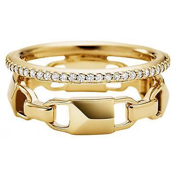 Michael Kors MKC1025AN710 ring-MERCER LINK Silver Dor kvinder