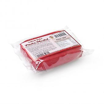 Pasta do modelowania Saracino - Czerwony - 250g - Single