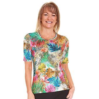 GOLLEHAUG Gollehaug Multi Coloured T-Shirt 2014 23216
