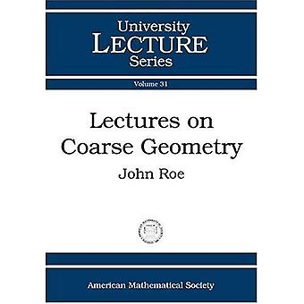 Lectures on Coarse Geometry (University Lecture Series)