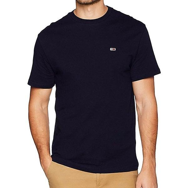 Tommy Hilfiger T-Shirt Mens Classic Navy Regular Fit