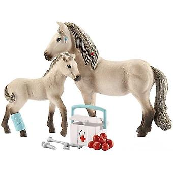 Schleich Horse Club, Hannahs Första Hjälpen-Kit