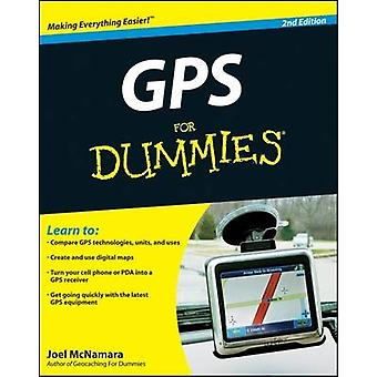 GPS für Dummies (2nd Revised Edition) von Joel McNamara - 978047015623