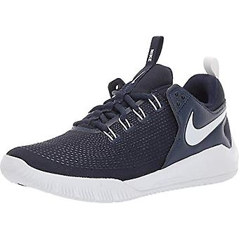 Nike Donne HyperAce 2 Tessuto Basso Top Lace Up Fashion Sneakers