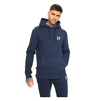 11 Degrees 11d Core Pullover Hoodie Navy