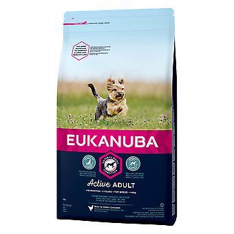 Eukanuba Dog Adult Toy Razas Mini (Dogs , Dog Food , Dry Food)
