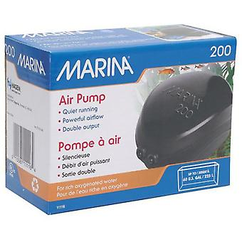 Marina MARINA 200 BOMBA DE AIRE(125-225l) (Fish , Filters & Water Pumps , Water Pumps)