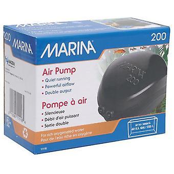 Marina MARINA 200 BOMBA DE AIRE (125-225l) (Fische , Filter und Pumpen , Pumpen)