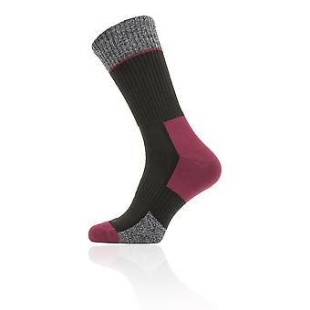 Sealskinz Solo Quickdry Mid Length Socks