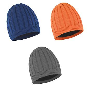Result Unisex Winter Essentials Mariner Knitted Hat