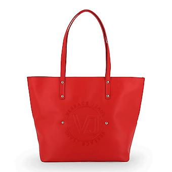 Versace Jeans Original Women Spring/Summer Shopping Bag - Red Color 34972