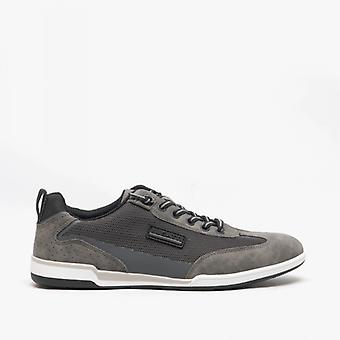 Bugatti 321-72606 Mens Casual Trainers Grey