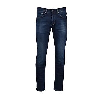 巴尔德萨里尼·巴尔德萨利尼 杰克 牛仔牛仔裤深色牛仔布