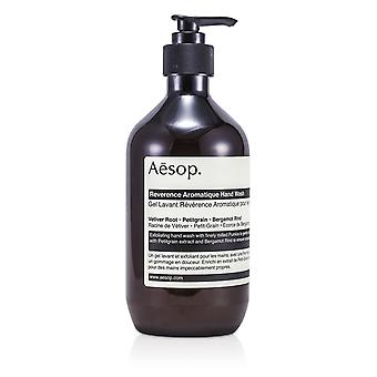 Reverence Aromatique Hand Wash 500ml/16.9oz