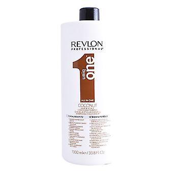Kosteuttava shampoo Uniq One Coconut Revlon (1000 ml)