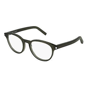 Saint Laurent Classic 10 016 Green Glasses