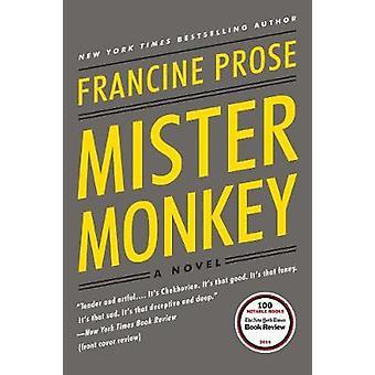 Mister Monkey by Prose & Francine