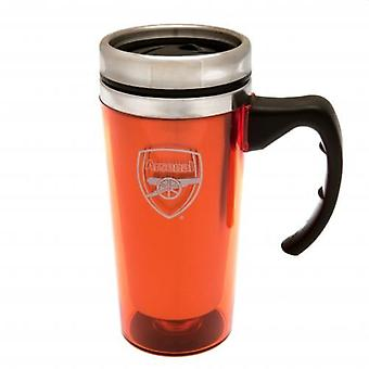Arsenal Aluminium Travel Mug