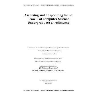 Assessing and Responding to the Growth of Computer Science Undergradu
