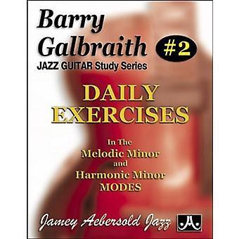 Barry Galbraith # 2 - Exercises In Melodic & Harmonic Minor Modes