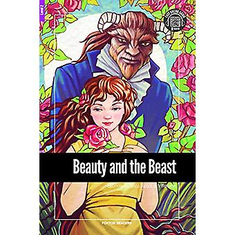 Beauty and the Beast - Foxton Reader Level-2 (600 Headwords A2/B1) wi