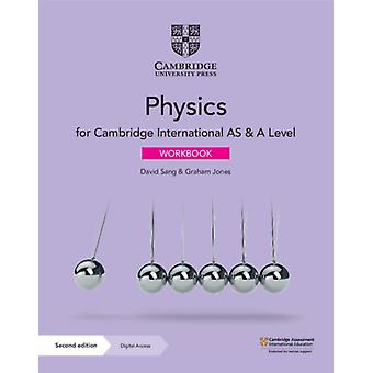 Cambridge International AS  A Level Physics Workbook with D by David Sang