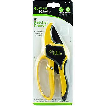 Green Blade BB-GT116 Ratchet Pruner Hand Garden Cutting Tool