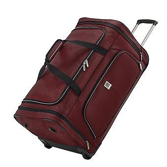 TITAN Nonstop Vaunun matkalaukku L, 2 Pyörää, 37 cm, 98 L, Punainen