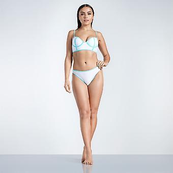 Golddigga Long Line Bikini Bottoms Ladies