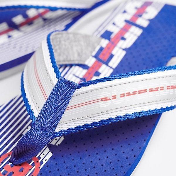 Superdry Trophy Flip Flops Blue 69H C5H6Db