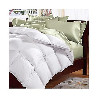 500Gsm Soft Goose Feather Down Quilt Duvet Doona White