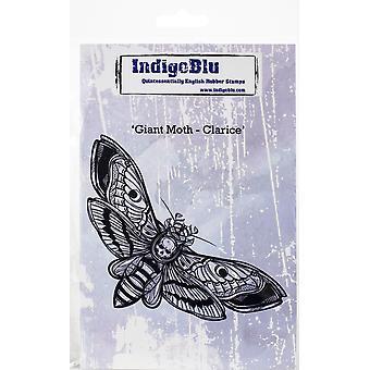 IndigoBlu Giant Moth Clarice A6