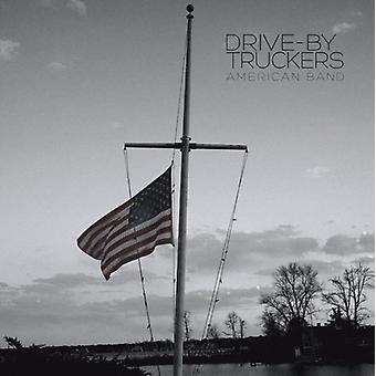 Drive-by Truckers - American Band [CD] USA import