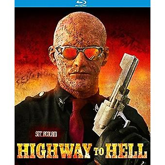 Highway to Hell [Blu-ray] USA import