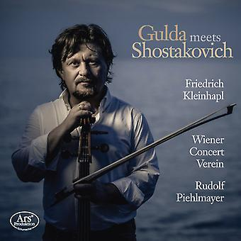 Gulda Meets Shostakovich [SACD] USA import