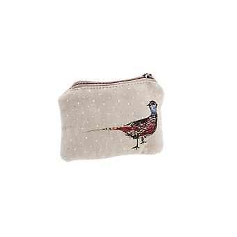 CGB Giftware Holly House Pheasant Purse