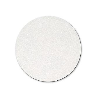 Single Iridescent White Sheet A4 Glitter   Coloured Card for Crafts